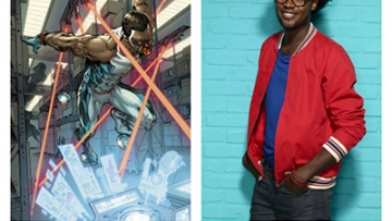 First African-American Gay Superhero Joins Arrow Cast