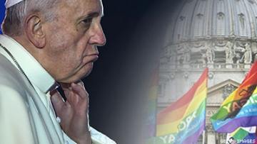 Op-ed: The Pope Needs to Confront LGBT Issues