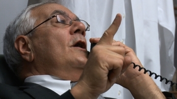 Out's Barney Frank Interview