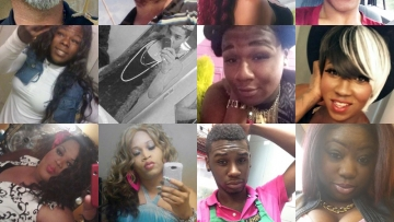 LGBT people killed by gun violence in 2015