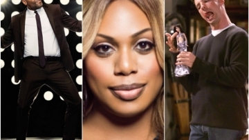 Lee Daniels, Laverne Cox and Sean Hayes Have New Network Shows in 2016
