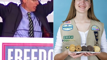 Anti-Gay Pastor with Ties to Ted Cruz Calls for Girl Scout Troop Leaders to be Put to Death