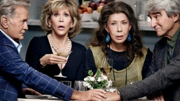Coming Out to Mom: 10 Stories From Grace and Frankie's Stars