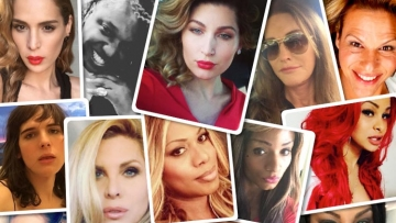 16 Trans Actresses Who Are Ready for Their Close-Ups