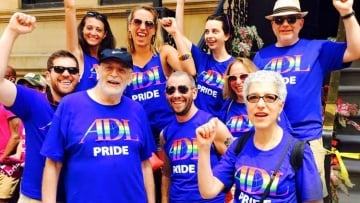 Why Jewish Organization ADL Is Making LGBT Equality a Priority