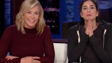 Chelsea Handler and Sarah Silverman Reclaim the C Word
