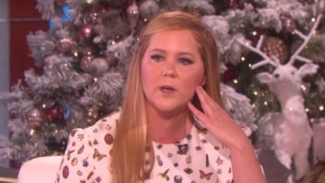 Amy Schumer Tells Ellen About When She Worked in a Lesbian Bar