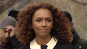 Janet Mock Calls for Intersectional Resistance at Women's March