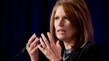 Michele Bachmann Is Terrified of Intersectionality