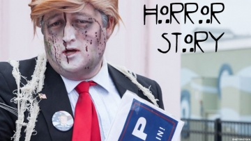 Ryan Murphy Is Giving the 2016 Election the American Horror Story Treatment