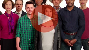'Pee With LGBT' Ad Campaign Aims to Overcome Texas Transphobes