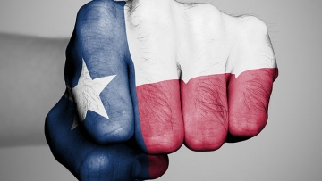 Ready for a fight in Texas