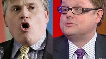 Brian Brown and Todd Starnes
