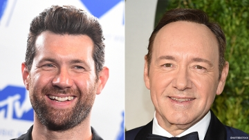 Billy Eichner and Kevin Spacey