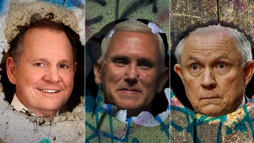 The Worst Homophobes of 2017