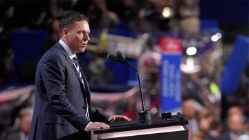 Peter Thiel Submits Bid For Gawker