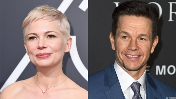 Michelle Williams and Mark Wahlberg