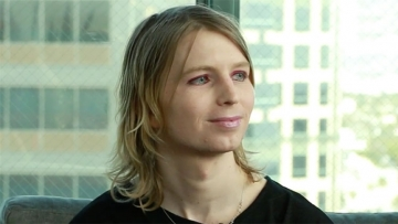 Chelsea Manning on Being a Transgender Senate Candidate