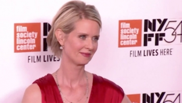 Cynthia Nixon Announces Run for Governor of New York