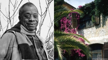 Magdalena J. Zaborowska's book, Me and My House: James Baldwin's Life in France, reveals the splendid life of James Baldwins years abroad.