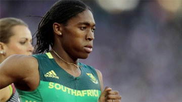 New Regulations Put Caster Semenya's Olympic Future In Jeopardy