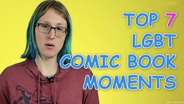 Nerd Out with Jessie Gender: The Top 7 LGBT Comic Book Moments