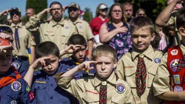 """Boy Scouts Announce Dropping """"Boy"""" From Name"""