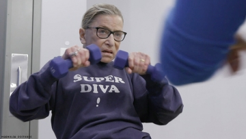 How Ruth Bader Ginsburg Became 'The Notorious RBG'