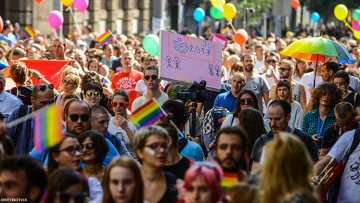 What's happening to Pride?