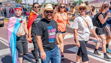 84 Photos From the Largest Pride Celebration in New Mexico