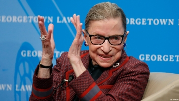 Ruth Bader Ginsburg Plans To Stay on SCOTUS