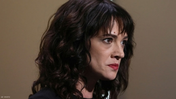 """Asia Argento Fired From Italian """"X Factor"""""""