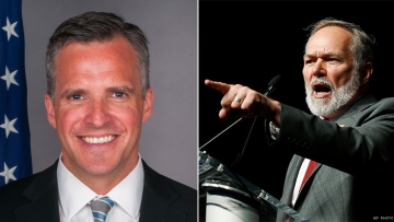 Gay Man Loses Mass. Congressional Bid; Homophobe Bested in Gov's Race