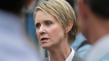 Cynthia Nixon and the history of Bisexual erasure