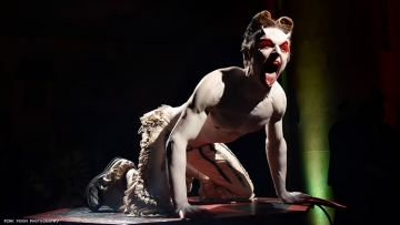 88 Photos of Theatre Bizarre's Sexy Deviltry and Decadence