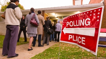 TAKING CARE OF OUR ELDERS MEANS VOTING