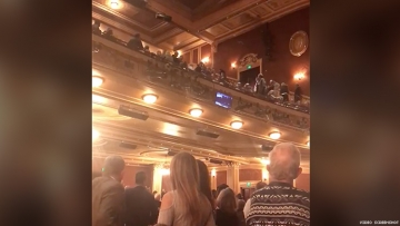 Man Shouts 'Heil Hitler! Heil Trump!' During Fiddler on the Roof Play