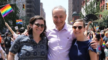 Schumer and daughter