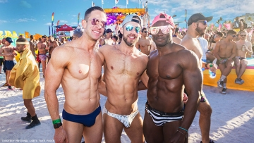 national lgbtq task force winter party