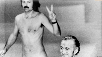 The Life, Death, and Legacy of the Oscar Streaker