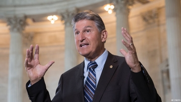 Joe Manchin won't support students