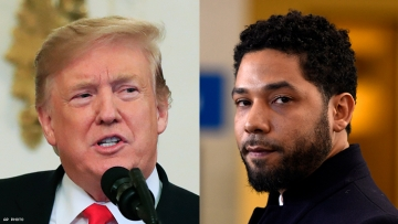 Trump Labels Prosecutor Decision (on Smollett) as 'Outrageous'