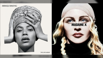 Beyoncé & Madonna Dropped New Music Today and It's Like Gay Christmas