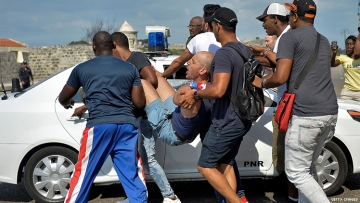 Protesters Arrested After Cuba Cancels Conga Against Homophobia