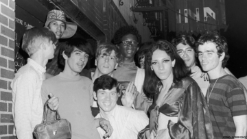 LGBTQ Activists Recount The Glory, Fury of Stonewall