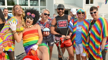 49 Photos of P-Town Pride Gone Wild on the Streets