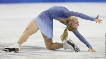 Skater Amber Glenn on How Coming Out Changed Her Life