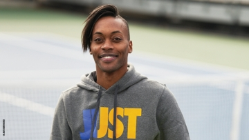 How Lendale Johnson Is Changing Tennis for Black Gay Players