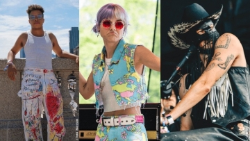 Musicians from across the world gathered (live!) in Chicago to embrace the Lollapalooza stage.