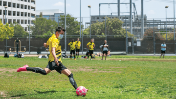 Game (Back) On for LGBTQ+ Recreational Sports Leagues